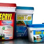 Tecryl - embalagem